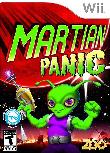 martian games