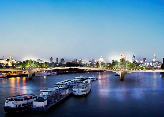 02-Garden-Puente-de-Londres por Thomas Heatherwick-