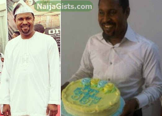 saidi balogun 46th birthday