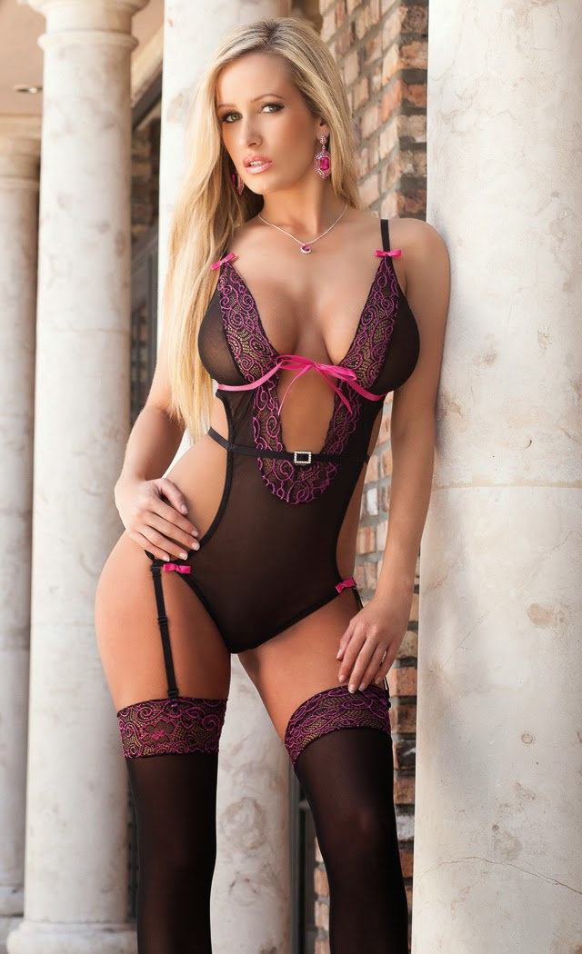 Sheer_Teddy_Lingerie