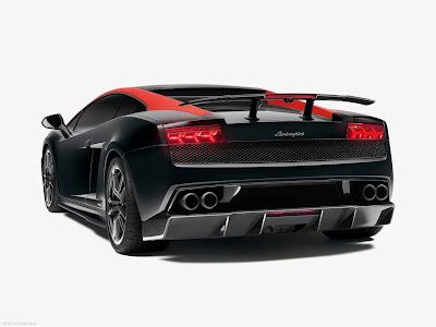 2013 Lamborghini Gallardo LP570-4 Edizione Tecnica