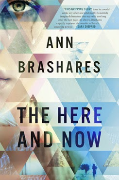 the here and now by ann brashares book cover