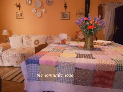 The romantic rose atmosfere d 39 autunno country al cottage for Case inglesi arredamento