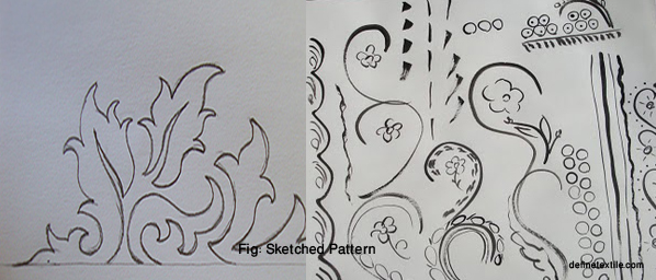 Sketched-Pattern