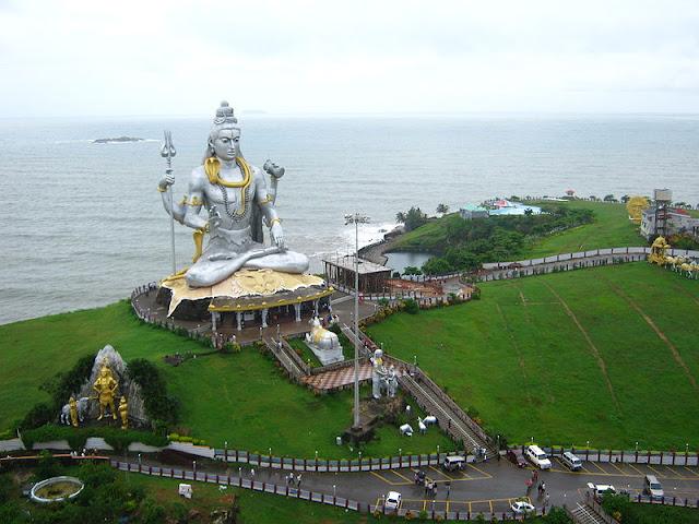 MURUDESHWARA TEMPLEUttarakhand Shiva Statue Now
