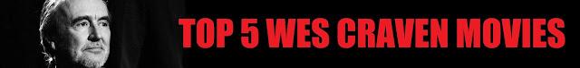 Top 5 Wes Craven movies