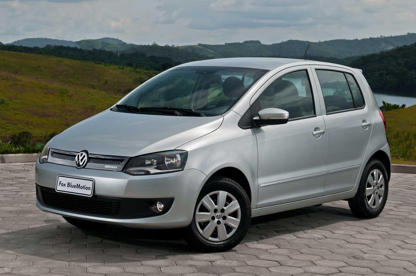 Volkswagen incorpora Airbags y ABS en el Fox para el 2013