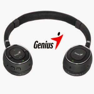 Flipkart: Buy Genius HS-980BT Headset at Rs.1700