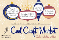 crazy green studios, cool craft market, handmade in america