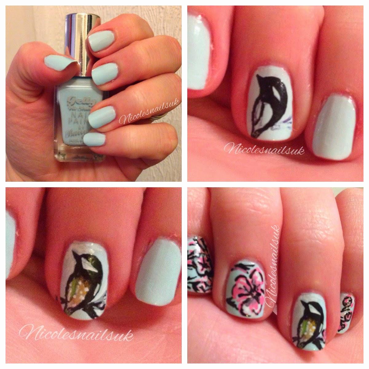 nicole's nails UK barry M