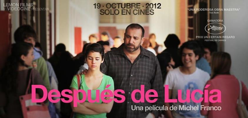 Despus de Luca Sinopsis, crtica, triler, anlisis