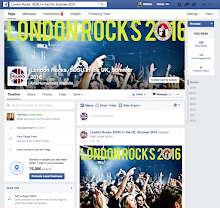 LONDON ROCKS FACEBOOK PAGE