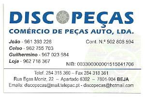 Comercio de peças Auto