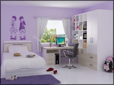 Room decorations for girls