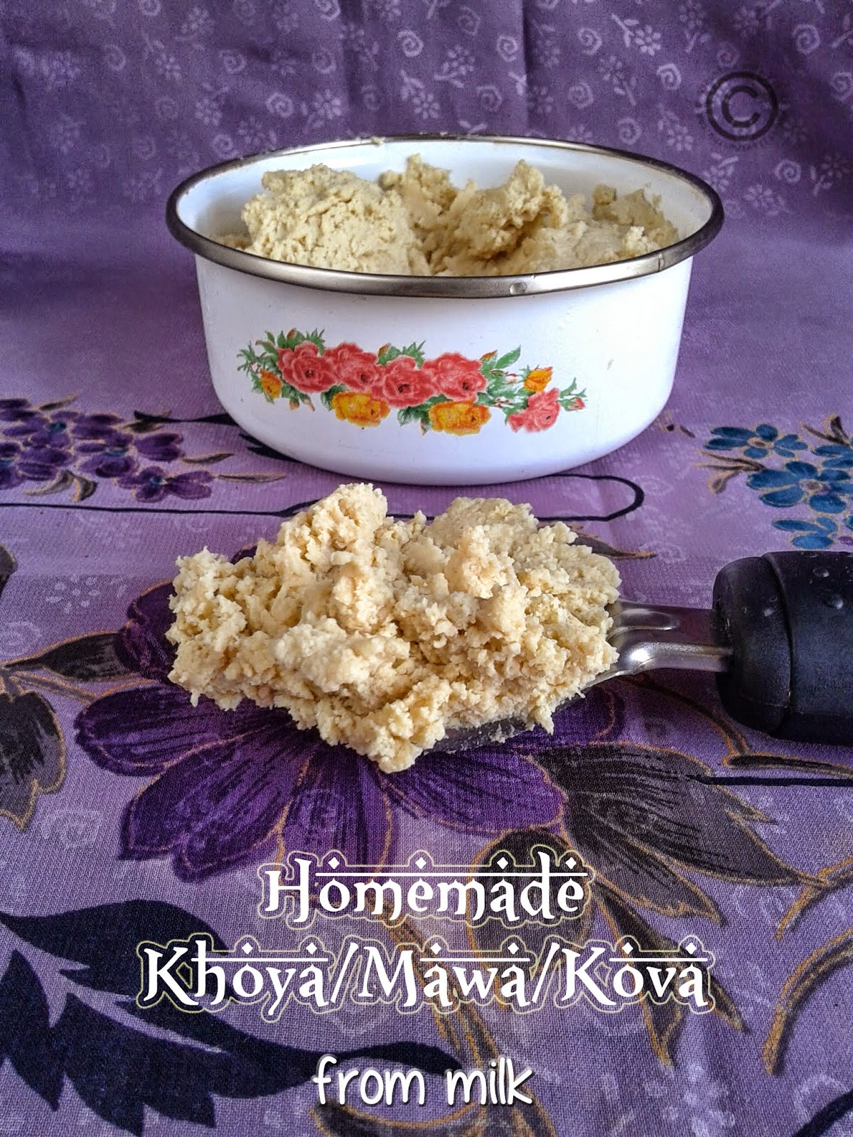 how-to-make-kova-khoya-mawa
