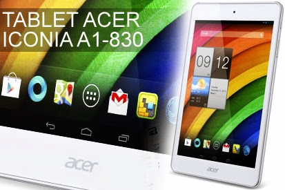 Acer Iconia A1-830 7.9 Inch