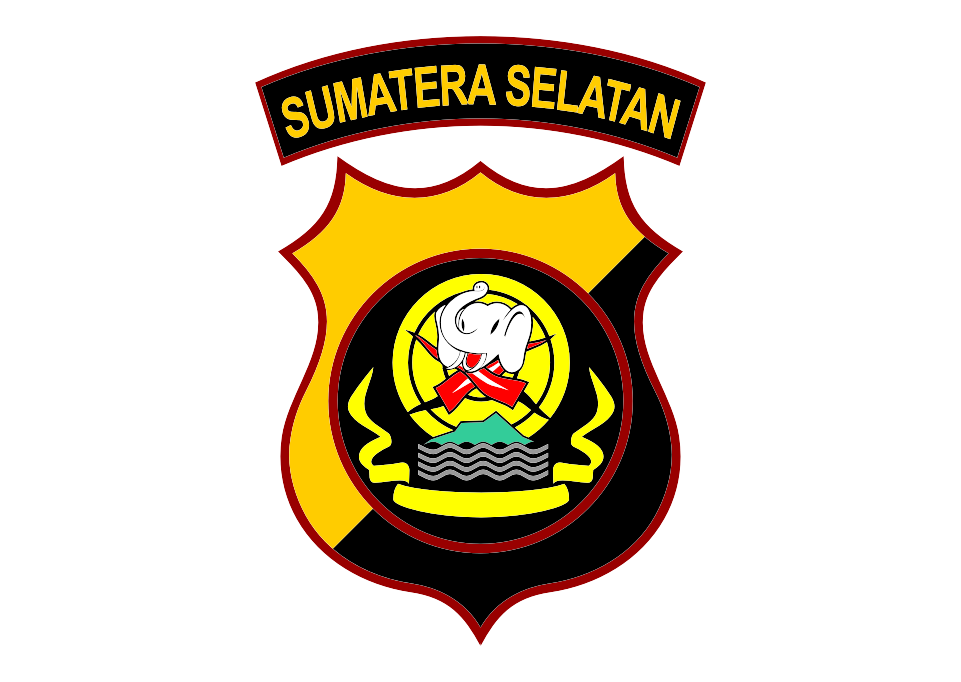Download Logo Polda Sumatera Selatan Vector