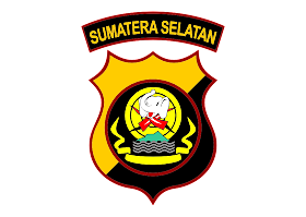 Polda Sumatera Selatan Logo Vector download free