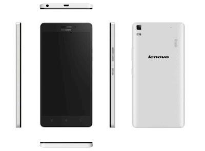 Harga dan Spesifikasi Lenovo Vibe S1, Ponsel Octa-core RAM 3GB