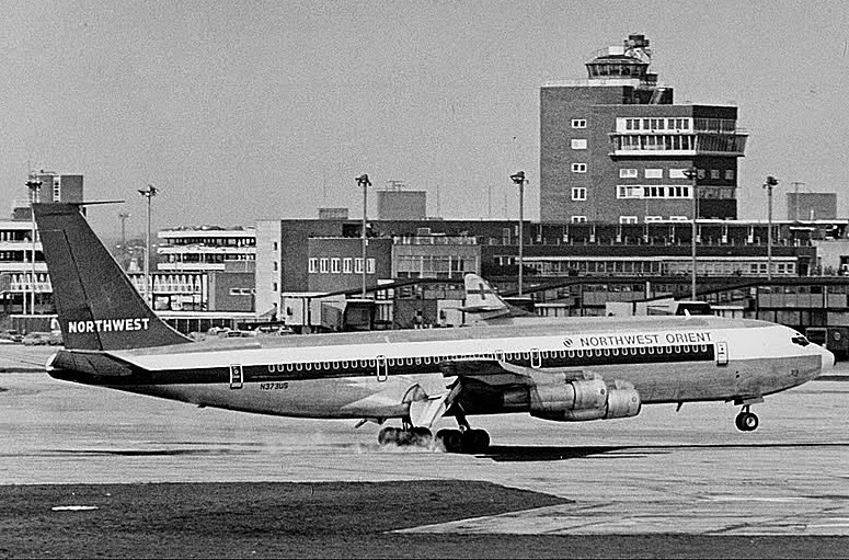 London Heathrow Airport 1970s