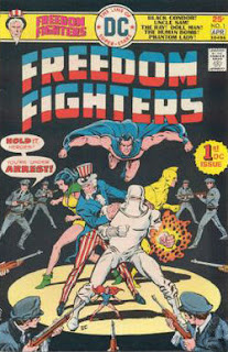 COMICS: Freedom Fighters DC Comics