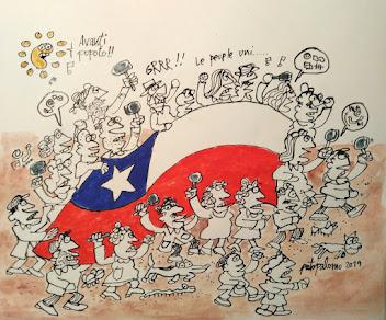 EN MARCHE FORCÉE / « AVANTI CHILI»
