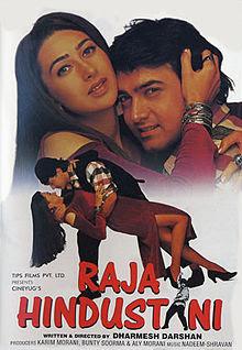 Raja Hindustani (1996) Hindi Movie DVDRip