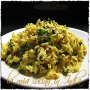 India nel piatto
