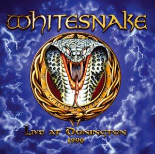 Whitesnake - 'Live at Donington 1990' CD Review