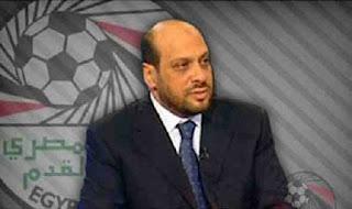 محمود الشامي عضو مجلس إدارة إتحاد الكرة المصري
