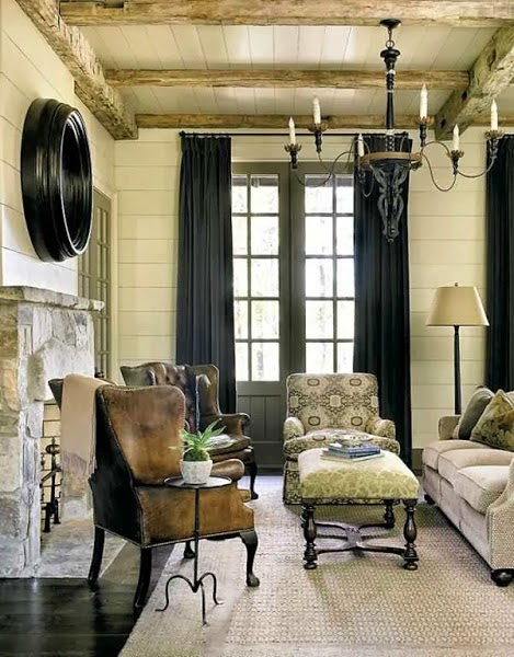 Gallart grupo el blog suelos y puertas de madera en - Vigas de decoracion ...