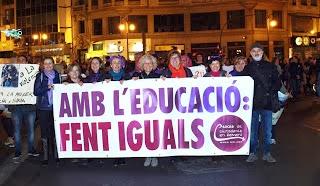 Amb l'educació: fent iguals