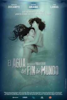 El agua del fin del mundo en Español Latino