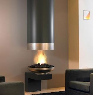 chimeneas de diseño moderno