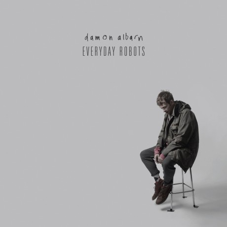 DAMON ALBARN - 'EVERYDAY ROBOTS'