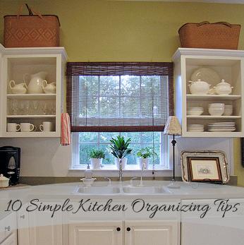 Organizing Tips For Kitchen Goodbye house hello home blog 10 simple kitchen organizing tips 10 simple kitchen organizing tips workwithnaturefo