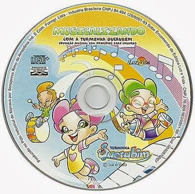 CD Turminha Querubim Musicalizando