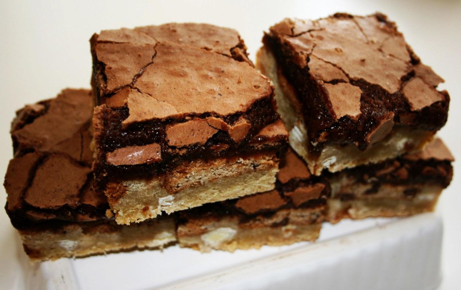 harley wood recipe slutty brownies