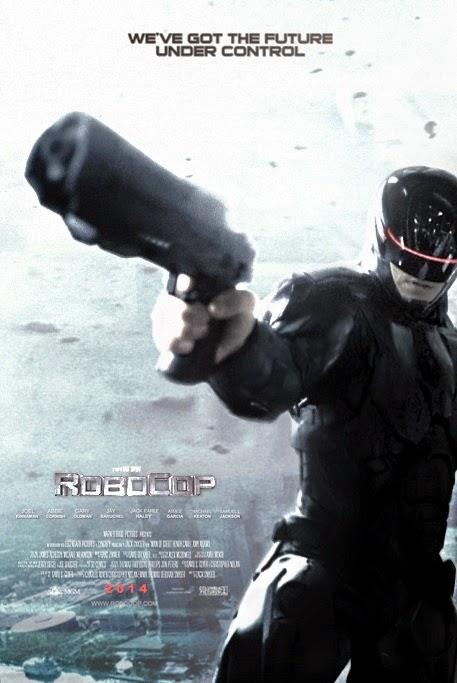 Robocop HD 720p Inglés 2014