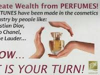 Sekarang Siapapun Bisa Berbisnis Parfum, Saatnya Giliran Kamu...!