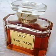 Joy de Patou, el perfume de Vivien