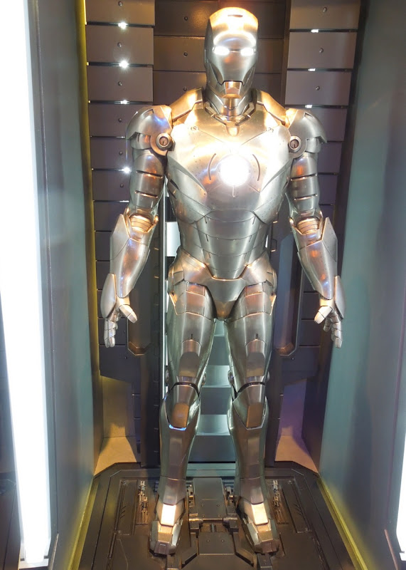 Iron Man Mark II suit
