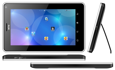 MITO T500 Tablet Android Dual GSM Kamera Speaker Plus TV dan Radio FM
