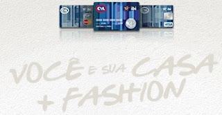 Promoção Cartões C&A