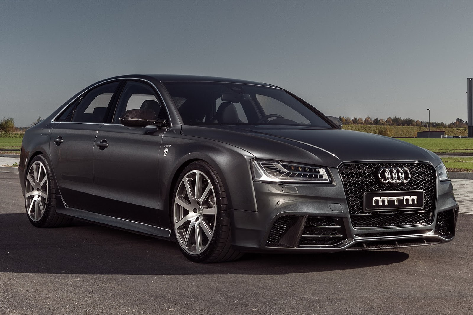 Mtm S8 Talladega Is The Rs8 Audi Never Made Carscoops
