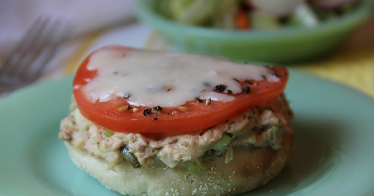 Deep South Dish: Spicy Tuna Melt