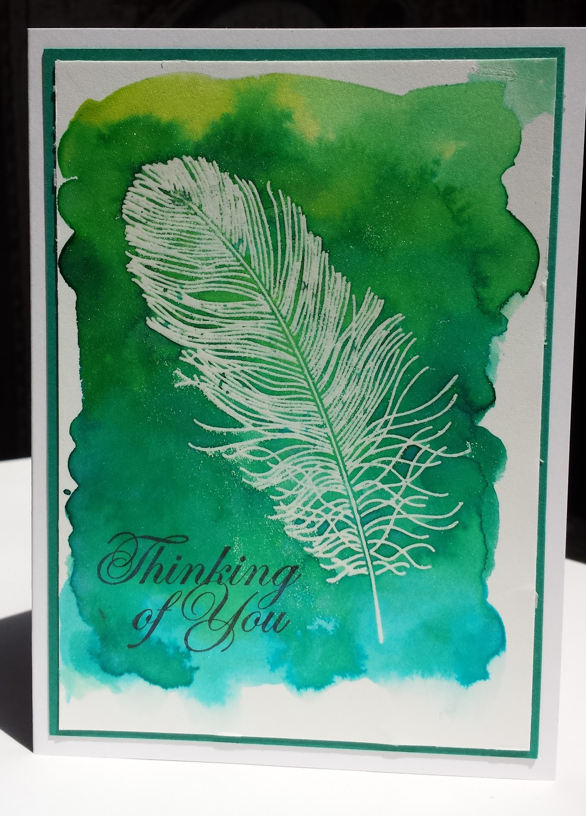 ONLINE CARD CLASSES WATERCOLOR DAY 2 PAPERTREYINK