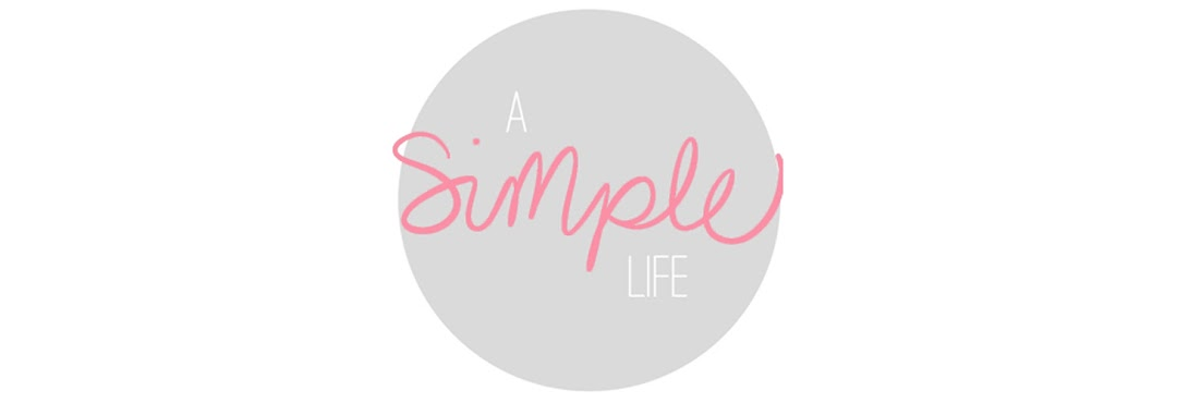 a simple life...