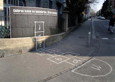 14 Creative and Clever Uses of Road in Advertisements (14) 14