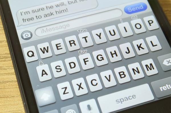 Как сделать большие буквы на айфоне - VE-graphics.ru